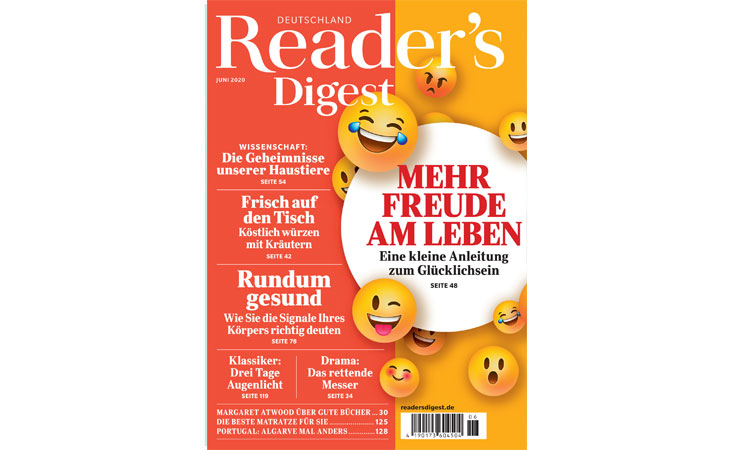 Reader's Digest Magazin