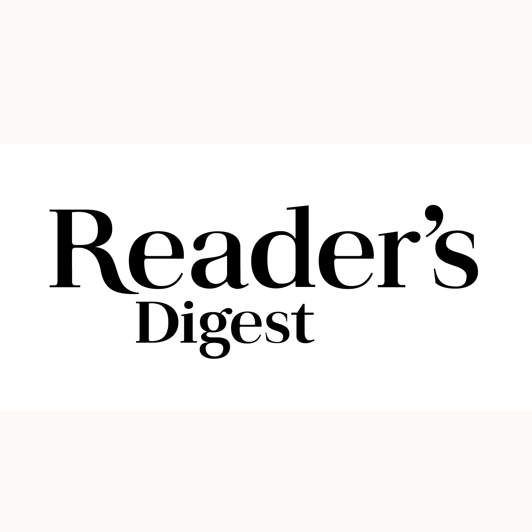 Logo Reader's Digest Magazin