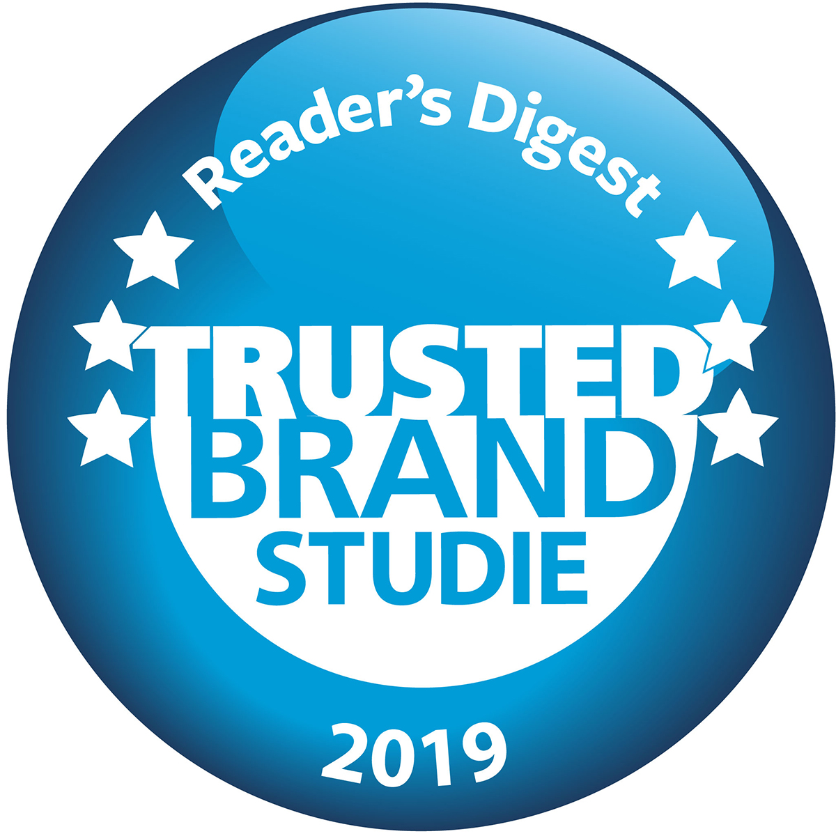 Logo Most Trusted Brands 2019